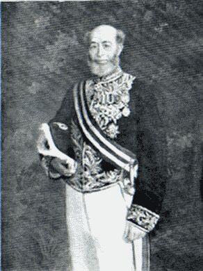 Gouverneur-Generaal Frederik s'Jacob